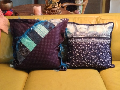 pillow - back