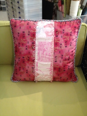 pillow - front