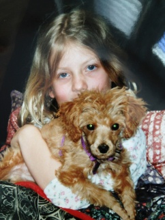 puppy Tino